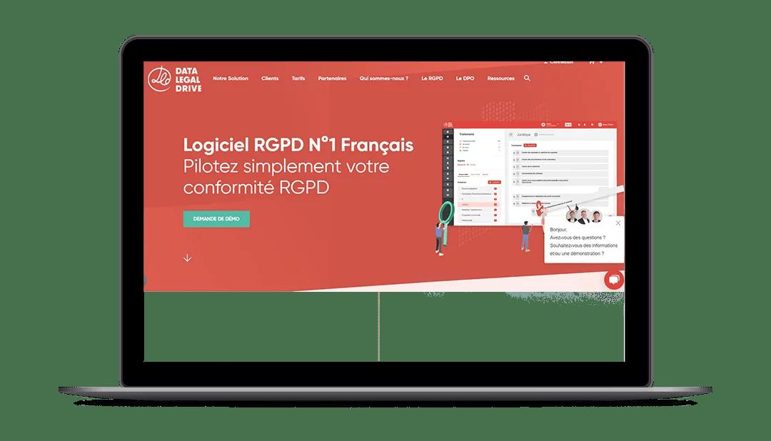 Data Legal Drive Site
