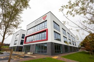 Strawberry Fields Digital Hub in Chorley, Lancashire