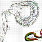 3d Planning milled Oakwood Form | Drawing: Marc Ihle