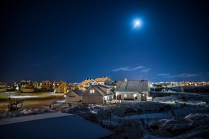 Arctic Afternoon in Andenes, Vesterålen | Foto: Marc Ihle | 2017.12.28