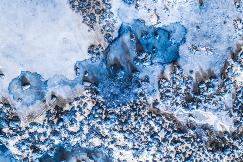 Ice Patterns #6 | 2018 | Marc Ihle