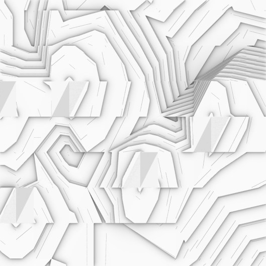 Visualizing Terrain Properties   Abstracted Digital Landscape   Marc Ihle