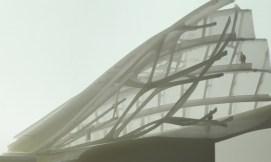 Alpine Studio II | Architecture and Landscape | 3d printed Model | Student: Jonas Pedrotti | Teaching: Marc Ihle | Foto: Ane Steinkofler | Insitut for Experimental Architecture | University of Innsbruck