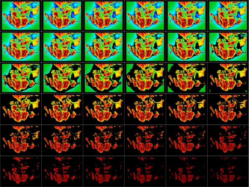Morphometric Terrain Evaluation | Marc Ihle | 2018