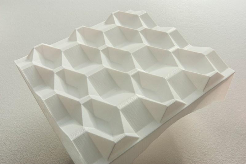 "3d-Print Model | ""Festvaag"" | 1 : 2000 | Marc Ihle | 2019"