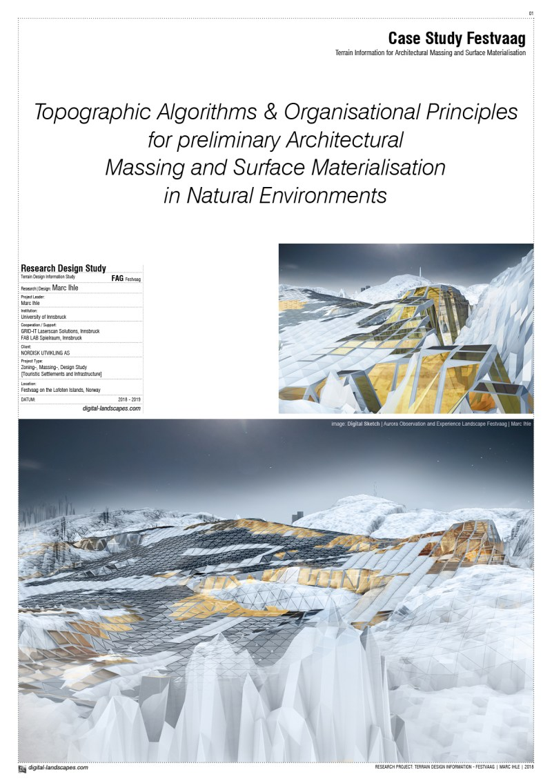 ARCTIC STUDIO | Building and Cultivating Nature 2.0 | Architectural Design Course at the Institute of Experimental Architecture at the University of Innsbruck