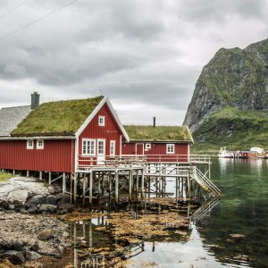 Traditional Settlements | Lofoten, Norway 2016 | Foto: Marc Ihle