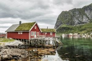 Traditional Settlements   Lofoten, Norway 2016   Foto: Marc Ihle