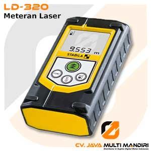 meteran laser Stabila LD-320