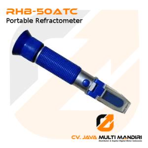 Refractometer AMTAST RHB-50ATC
