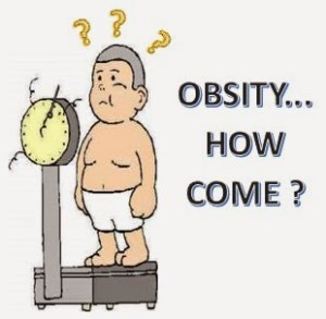 how obesity come?