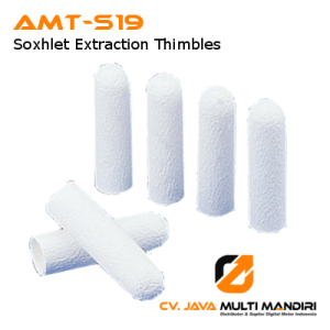 Cellulose Extraction Thimbles AMTAST AMT-S19