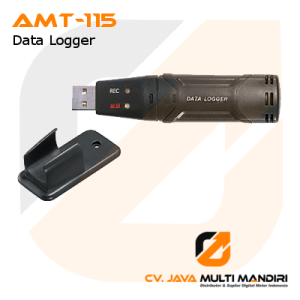 Temperature and Humidity Data logger AMTAST AMT-115