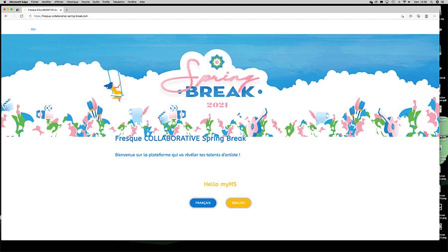 Animation Virtuelle idée animation créative collaborative en télétravail et en libre accès front page
