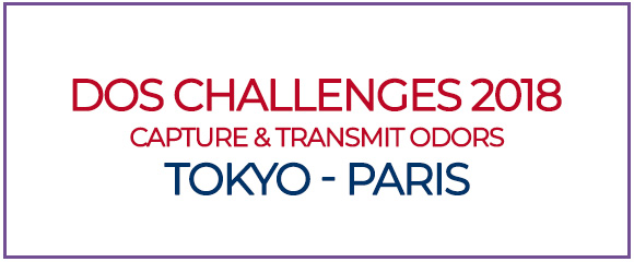 DOS CHALLENGES 2018 - Capturing and transmitting the Odor