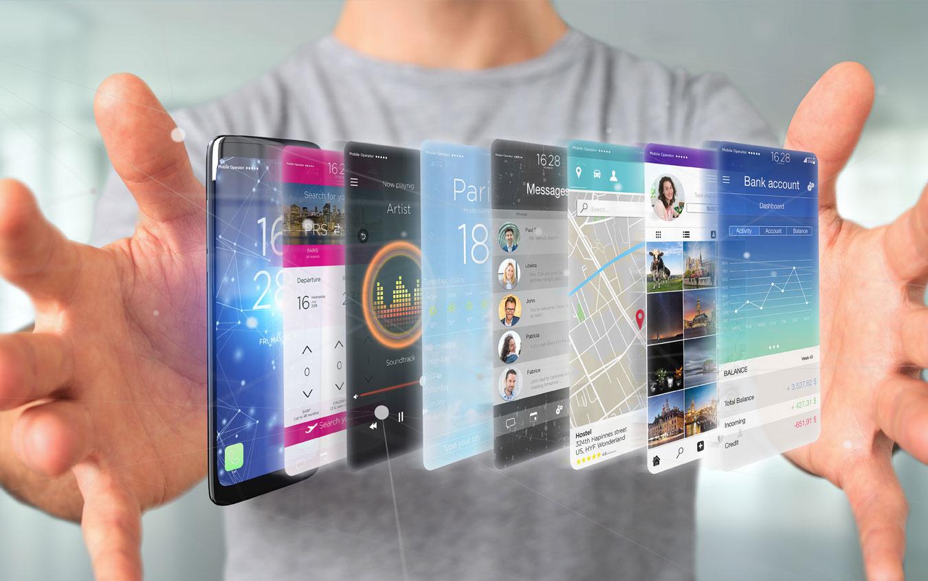 artikelen-mobiele-app Digital One - Online marketing & contentcreatie