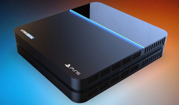 PlayStation 5 Images Leaked To Reveal Sony's Next-Gen 8K Console - Digital Overload