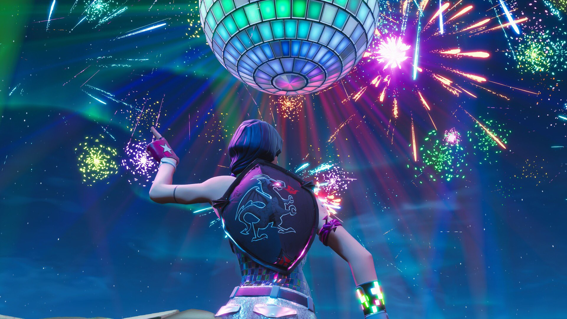 How to celebrate New Year's Eve in 'Fortnite'