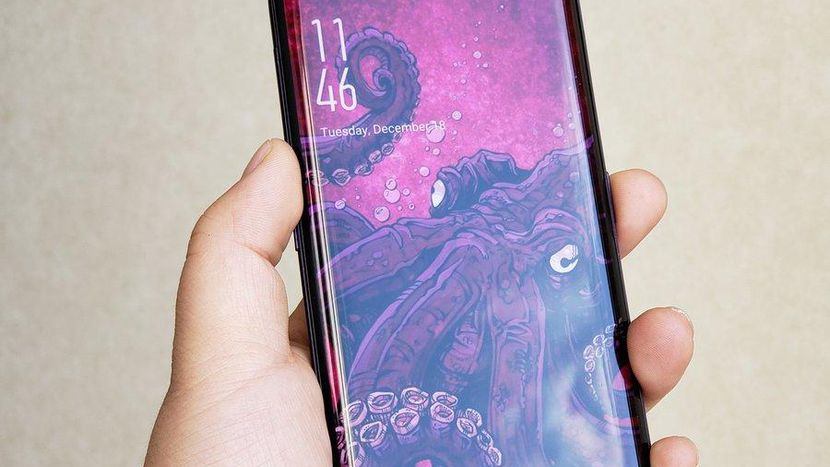 Samsung A10 to Come Up with an in-display fingerprint sensor