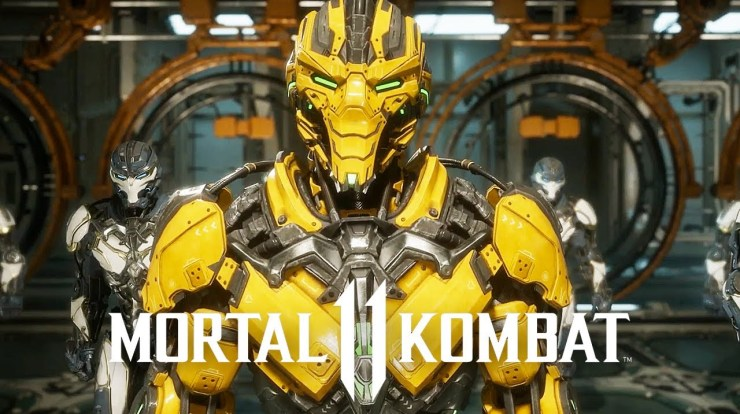 Mortal Kombat 11 New Trailer Showcases The Game On Nintendo