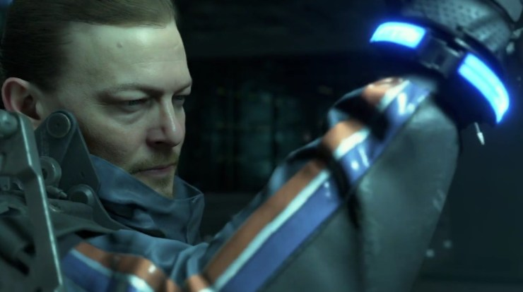 Image result for death stranding gameplay