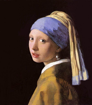 A Posing Technique from A Girl With a Pearl Earring