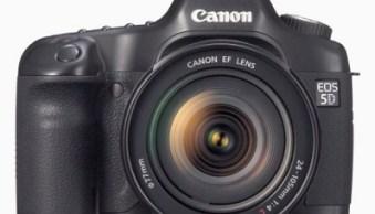 Canon EOS 5D – Mini Review