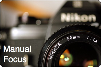 5 Situations When Manual Focus is Better than Auto Focus