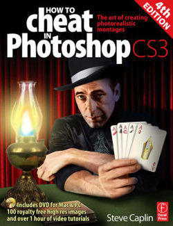 How to Cheat in Photoshop CS3 – Reader Review