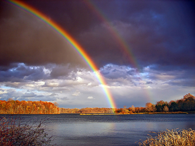 Weekly Challenge – Rainbows and Prisms