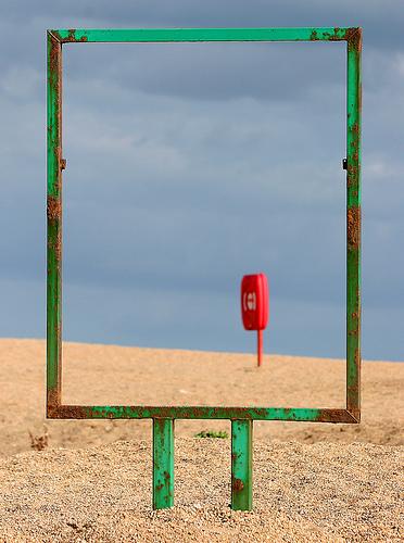 Framed-Image