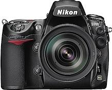 New Nikon D700 DSLR and Speedlight Flashgun