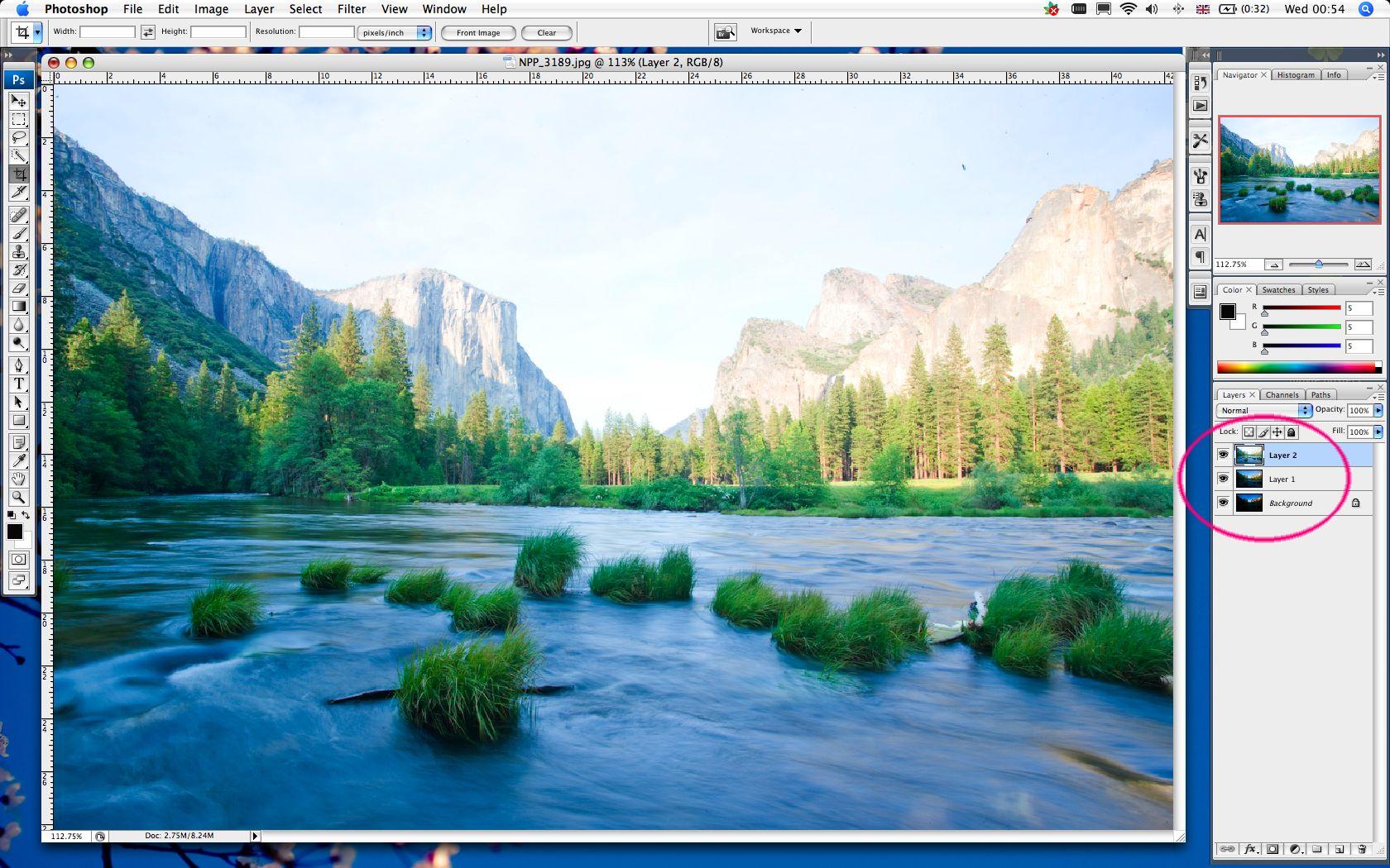 layer wont unlock in photoshop