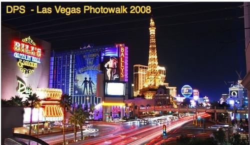 Las Vegas PhotoWalk – the Details