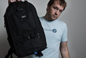 thinkTANK Streetwalker Camera Bag - REVIEW