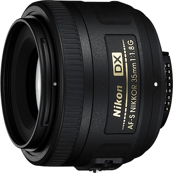 Nikkor AF-S DX 35mm F/1.8G