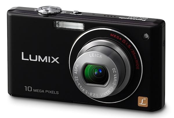 Panasonic DMC-FX38 (FX37) Review