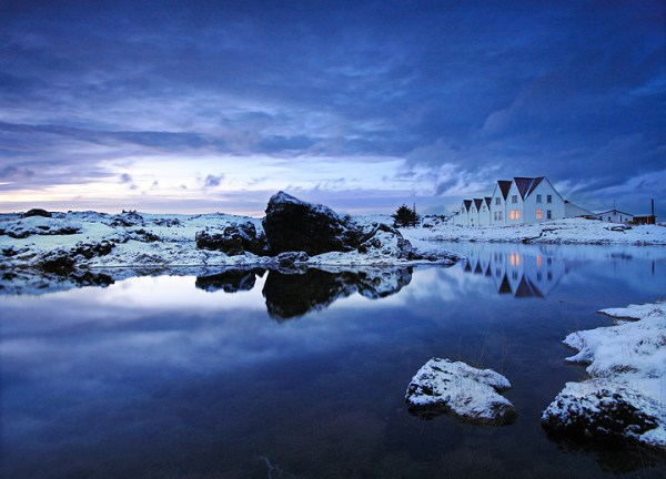 How to Photograph Coastlines - Reflections
