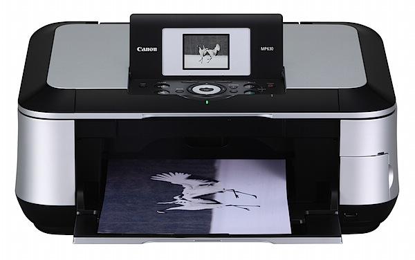 Canon Pixma MP630 Printer [REVIEW]