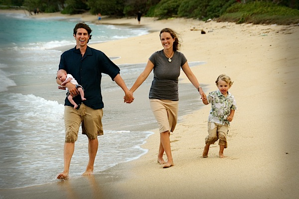 Family photo shoots: ideas that can be realized in nature and in the studio
