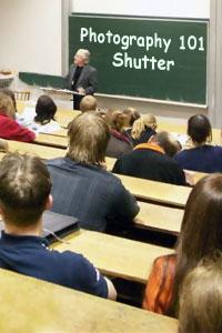 Photography 101.6 – Shutter