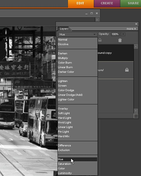 how to make a photo black and white in photoshop