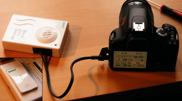 How to Make a Remote Shutter Release from a Doorbell [DIY SPECIAL]