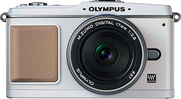 Olympus E-P1 (Digital Pen)