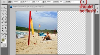 Smart Scaling with Content-Aware Scale in Photoshop CS4