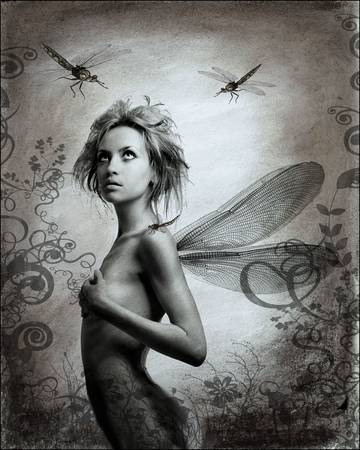 Image: Little Fae by Tara Naomi Boliek