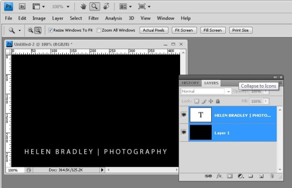 How to Print with Colored Backgrounds in Lightroom