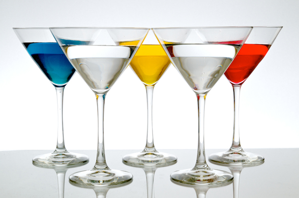 martiniglasses