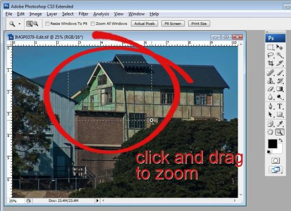8 Secrets of the Zoom Tool in Photoshop