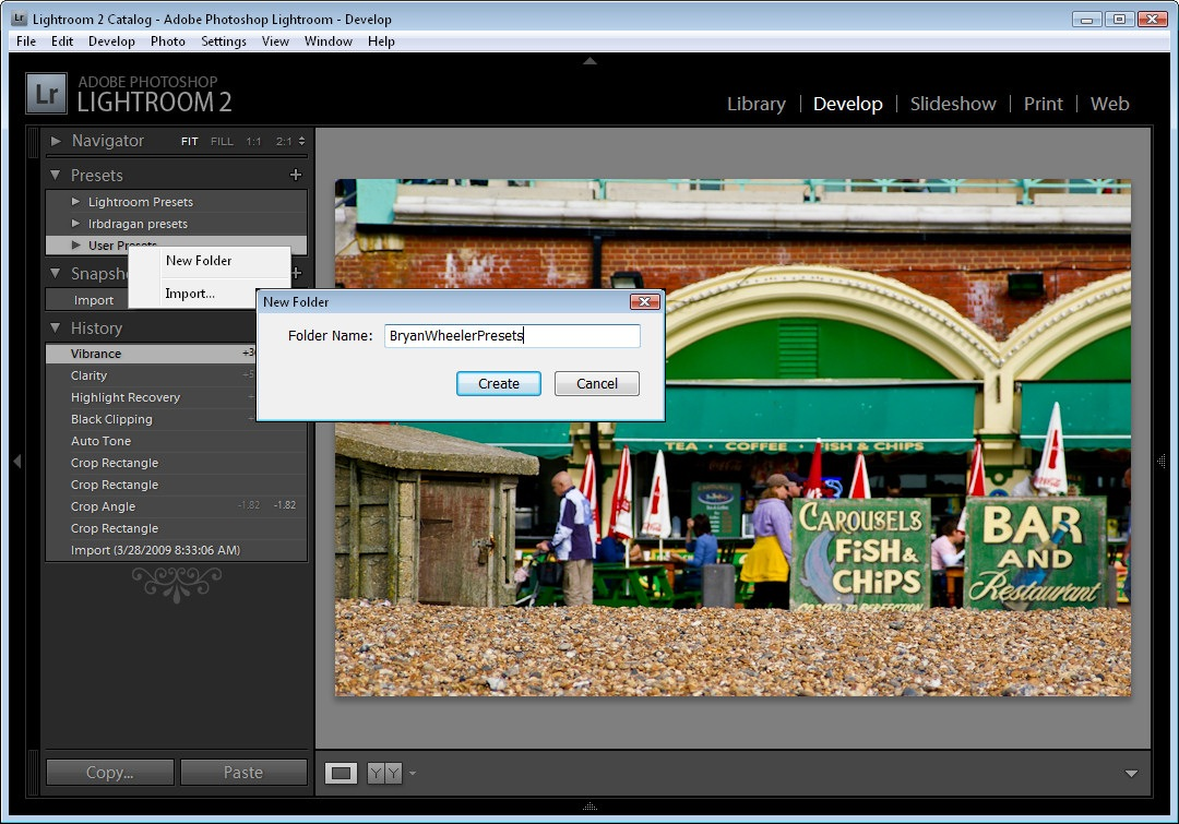 How To Install Adobe Lightroom Presets